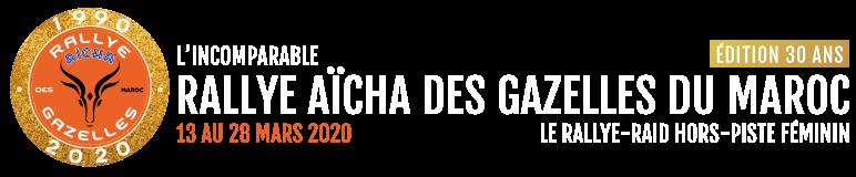 Rallye Aïcha des Gazelles du Maroc Logo